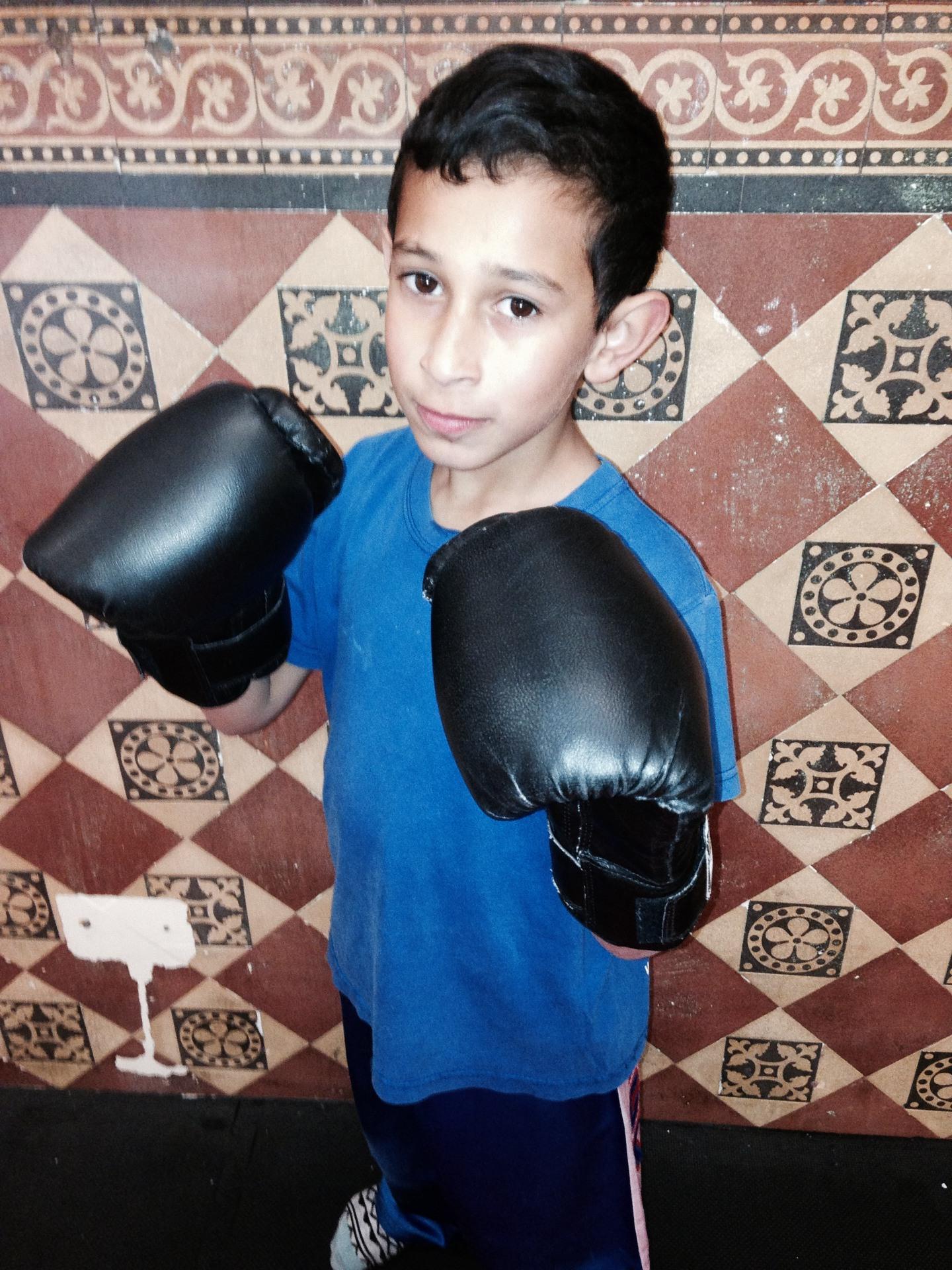 Aailiyan Kiani, Age 8yrs, 24kg
