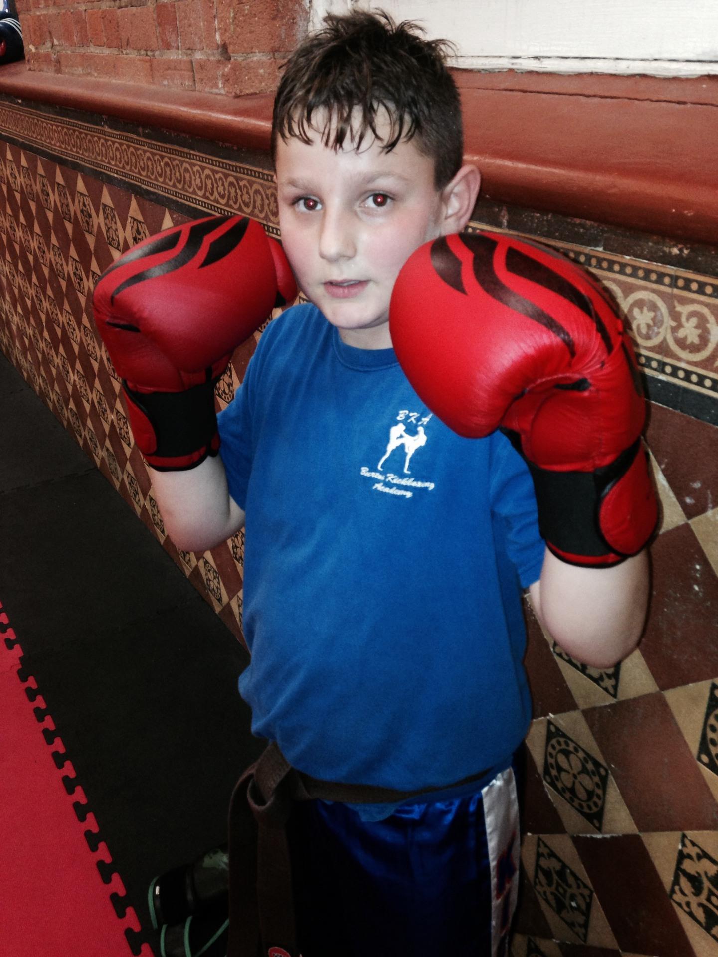 Zeb Fern, Age 9yrs
