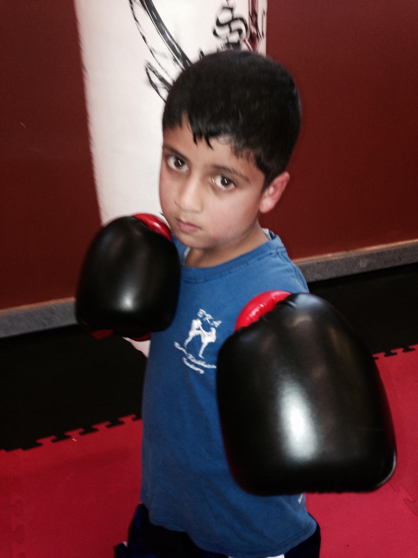 Adam Akhtar, Age 7yrs, 26kg