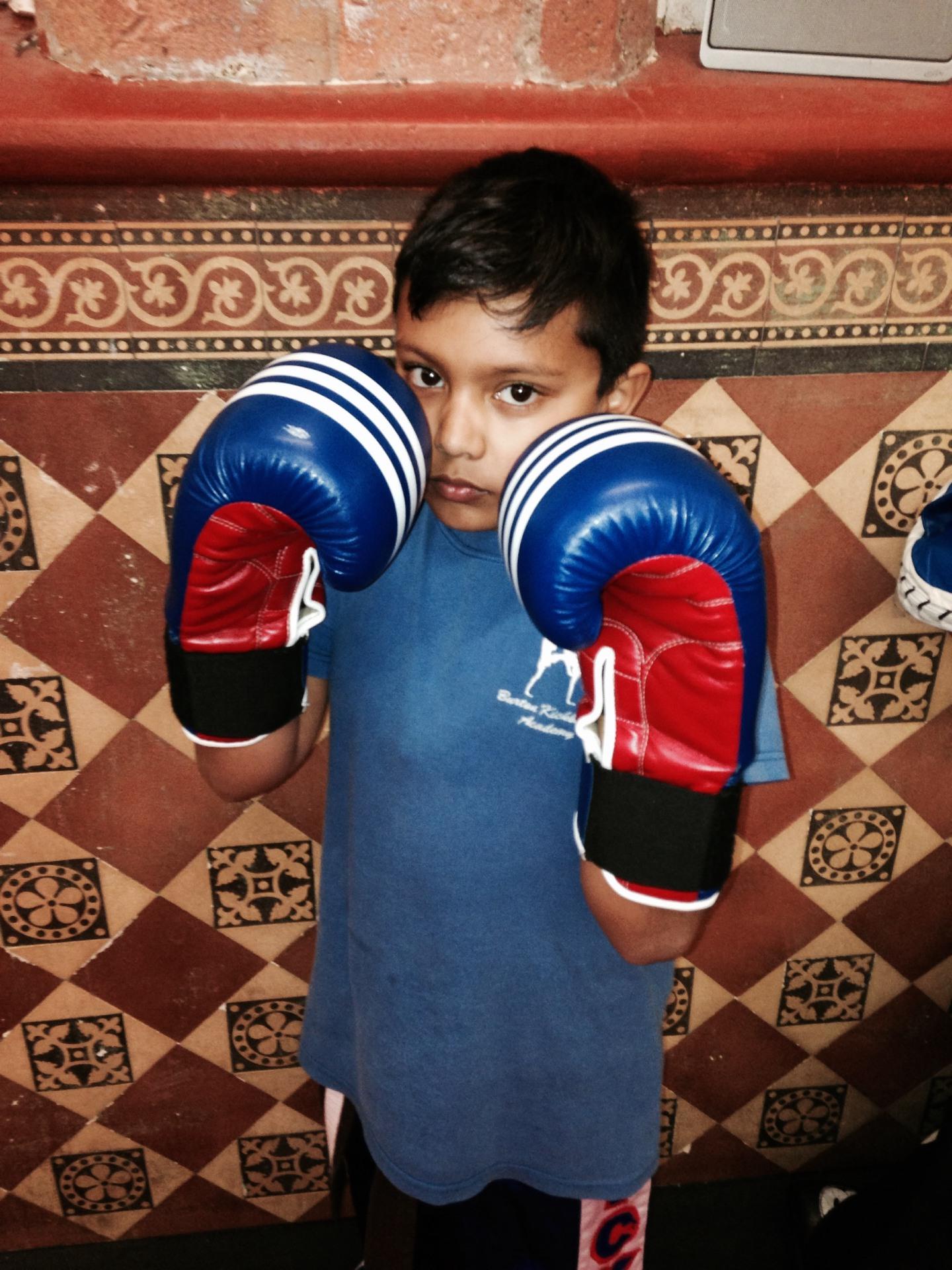 Bilal Sajid, Age 10yrs, 39kg