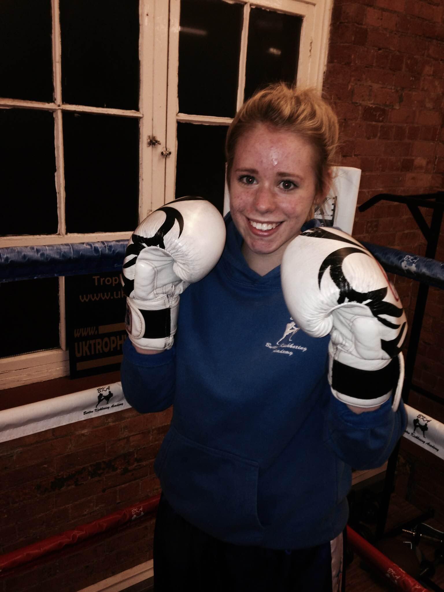 Ellie Ganley, 14yrs, 52kg