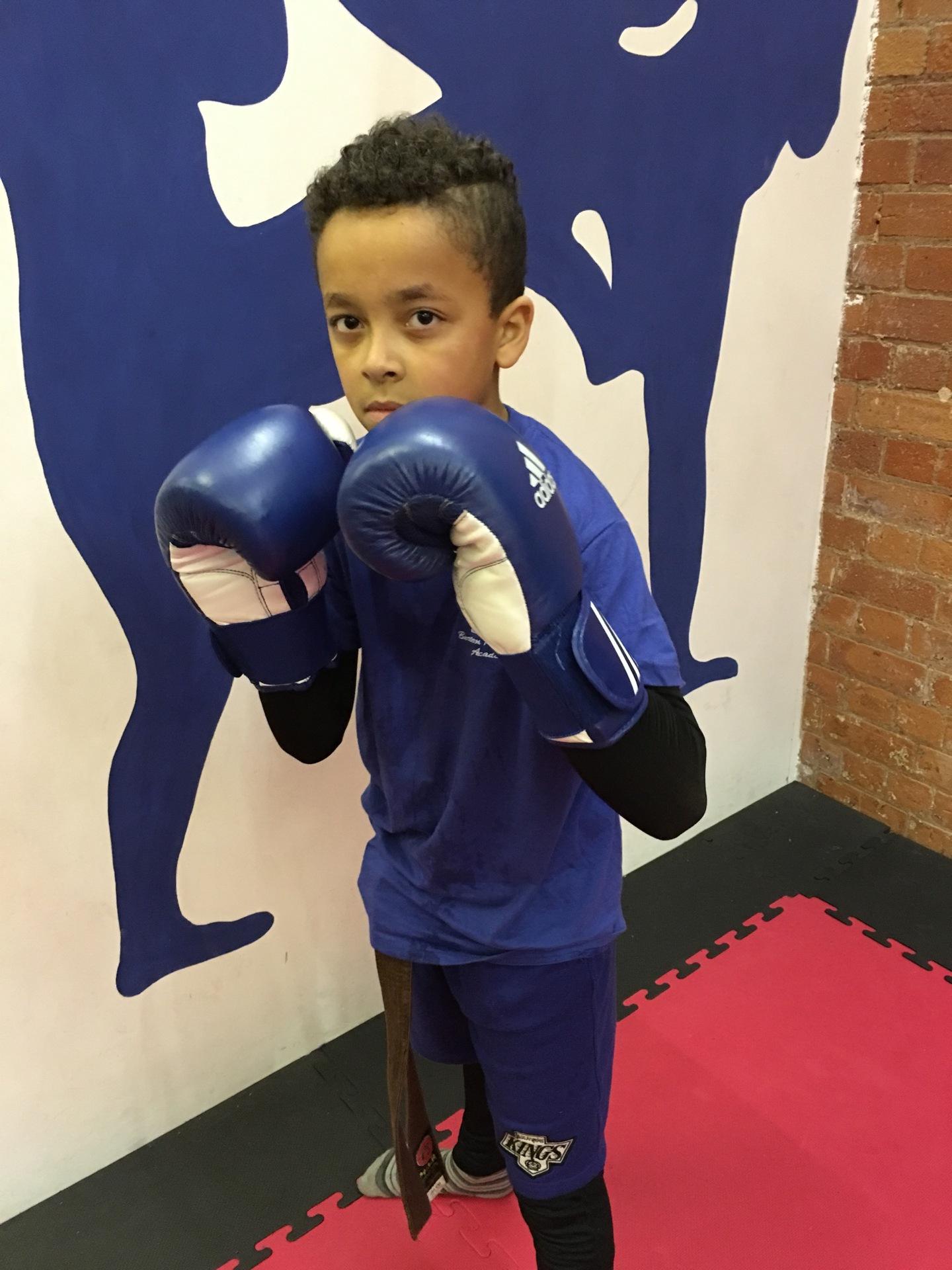 Fabian Purvis, Age 10yrs, 38kg